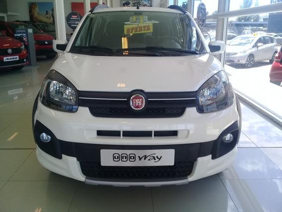 Fiat Uno Way 1.3 5 Puertas 0 Km Pt