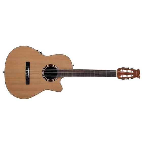 Guitarra Ovation Balladeer Cedar Electroacustica Nylon Eq