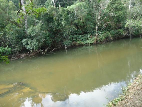 Lindo Terreno Plano Com Rio Negociar Direto Proprietario