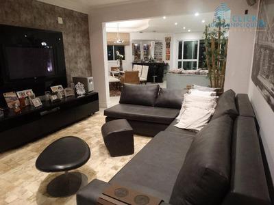 Apartamento Com 3 Suítes À Venda, 199 M² Por R$ 1.500.000 - Ponta Da Praia - Santos/sp - Ap0749