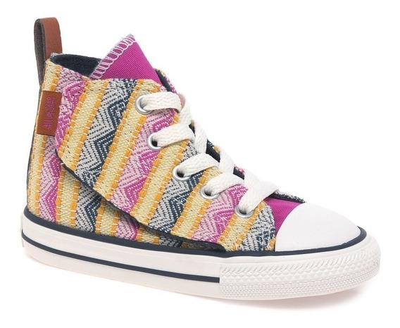 zapatillas niña 25 converse