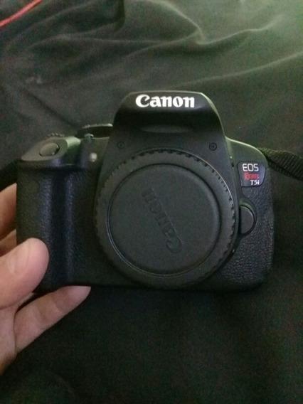Remato Cuerpo Uerpo Canon Rebel T5i Impecable