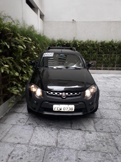 Fiat Strada 1.8 16v Adventure Cab. Dupla Flex 2p 2013