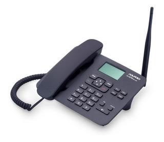 Telefone Celular Rural Ca-42s Aquário Desbloqueado 2 Chip