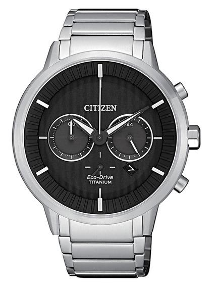 Relógio Citizen Ecodrive Tz31221t Titanium