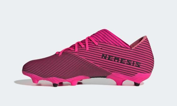 Zapato De Futbol De Futbol adidas Nemeziz 19.2 Fg Adulto
