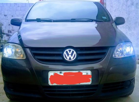Volkswagen Fox 1.0 Vht Trend Total Flex 5p 1544 Mm 2010