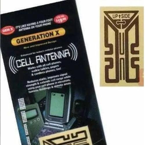 Antena Amplificadora De Señal Para Celular X 5 Envio Gratis