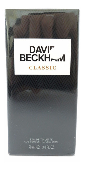 Perfume David Beckham Classic 90 Ml
