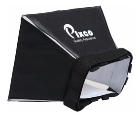 Difusor Para Flash Mini Softbox Pixco Universal