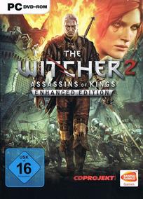 The Witcher 2 Enhanced Edition ( Mídia Física ) Pc Dvd
