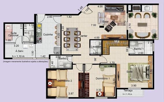 Oportunidade Cota Apartamento Aprigio Embu Firenze Grupo 15