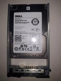 Hd Dell Equallogic 300gb 10k Sas 650 Reais