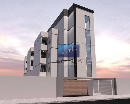 Imagem 1 de 3 de Studio Com 2 Dormitórios À Venda, 38 M² Por R$ 169.000,00 - Jardim Belém - São Paulo/sp - St0500