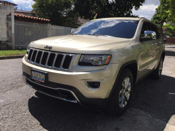 Jeep Grand Cherokee 4g 2015