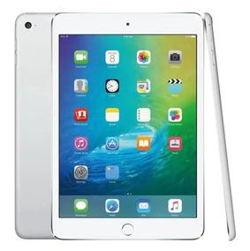 Apple iPad Mini 4 Mk9p2ll 128gb Wifi Tela 7.9 Retina Prata