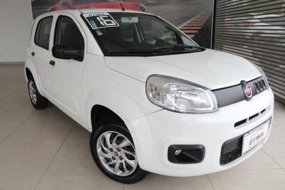 Fiat Uno Attractive 1.0 8v 4p Flex Manual 2016