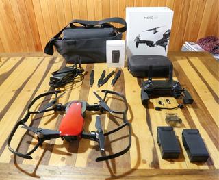 Drone Dji Mavic Air 4k + Accesorios