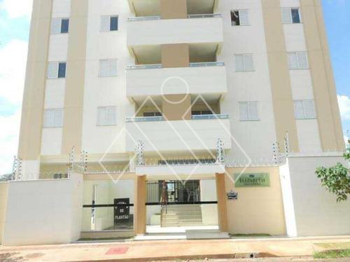 Apartamento No Elizabeth Royal Residence 3 Dormitórios 1 Vaga - Mi1242
