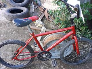 Bicicleta Rodado 16. Bmx