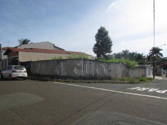 Terreno Para Alugar, 357 M² Por R$ 400/mês - Vila Rezende - Piracicaba/sp - Te1387