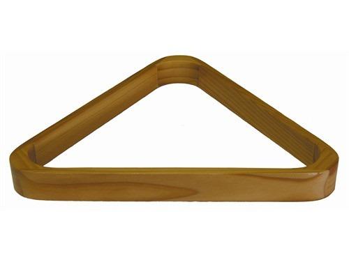 Triangulo De Madera Jogger Para Pool / Billar. L3o