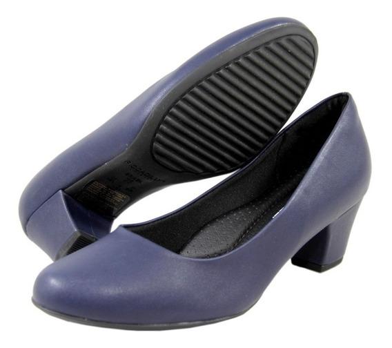 Zapatos Mujer Piccadilly Clásico Taco 5cm Uniformes 110072