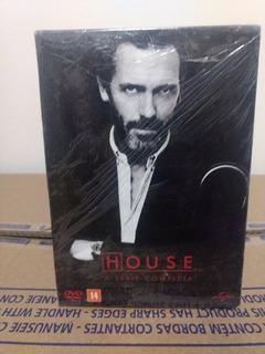 Box Dvd House - A Série Completa - Novo Lacrado