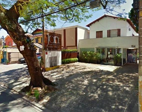 Casa Comercial Para Locação, Moema, São Paulo - Ca0623. - Ca0623