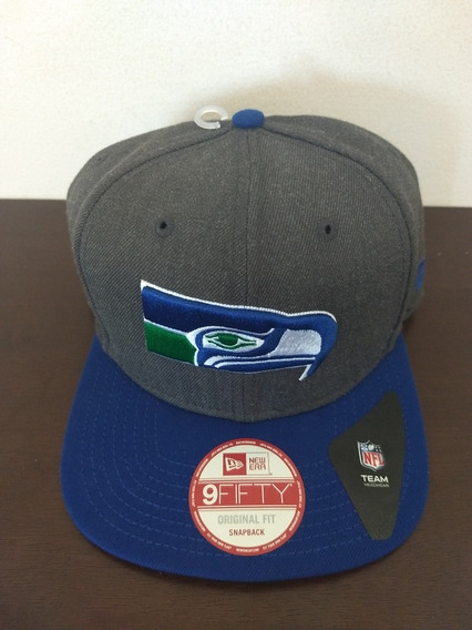 Gorra New Era Seahawks