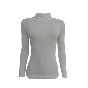 b9909b2d1 Blusa Iódice De Seda Off White - Camisetas e Blusas para Feminino no ...
