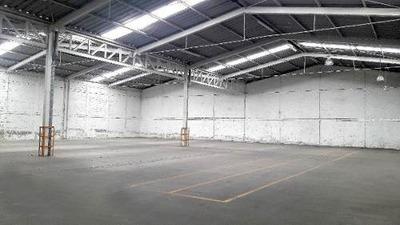 Bodega Agua Blanca Industrial, 1,100 M2 Dentro De Parque