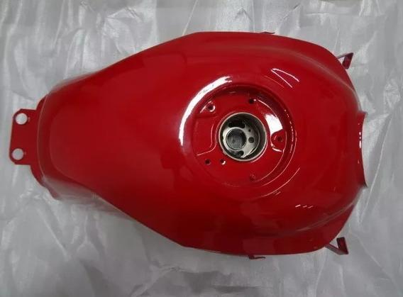Tanque De Combustivel Vermelho Dafra Riva 150 - Original