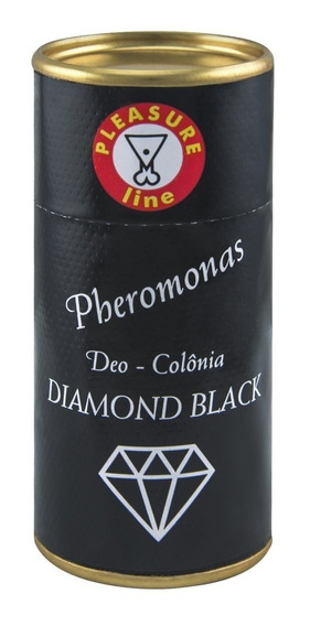 Perfume Masculino Diamond Black Marcante 20ml Barato