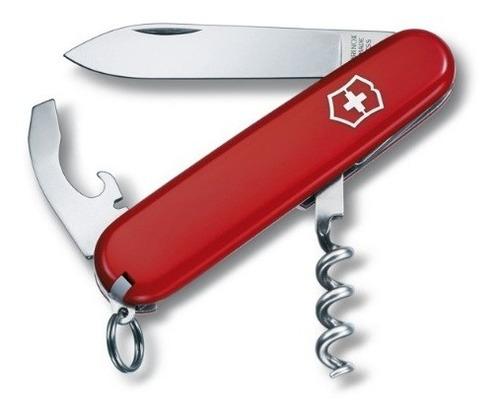 Imagem 1 de 1 de Canivete Victorinox Waiter 9 Funções Vermelho