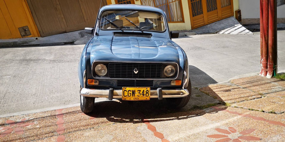 Renault 4 Master Modelo 89 Excelente Estado