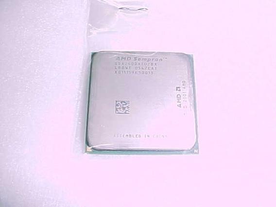 Processador Amd Sempron / Sda2600ai02bx