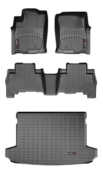 Kit Tapete Termoformado Weathertech Kia Sportage 2020