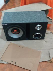 Caixa Trio Tornado 3000 Com Dvd Pioneer, Processador Módulos