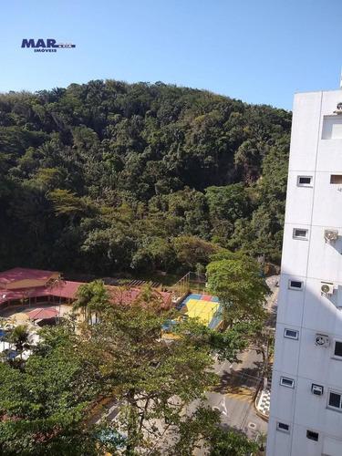 Cobertura Residencial Para Locação, Vila Alzira, Guarujá - . - Co0472