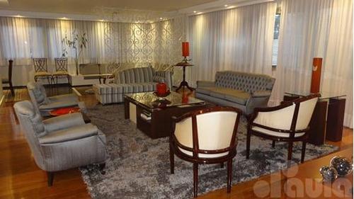 Imagem 1 de 14 de Vila Assunção - Apartamento Com 294m2 - 1033-6773