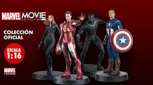 Figuras De Marvel Movie Colection, Planeta De Agostini.