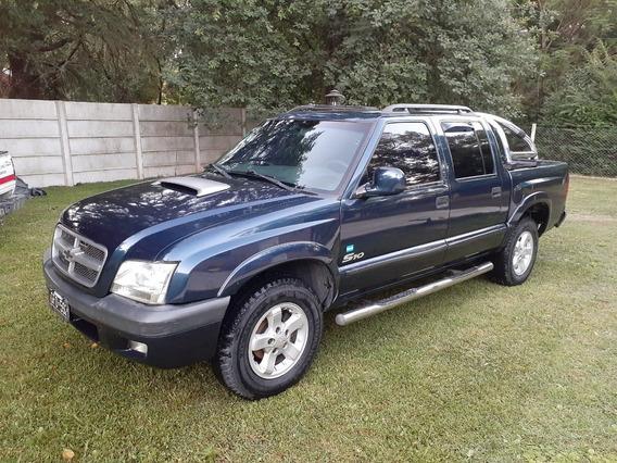 Chevrolet S10 Dlx 2007 Mwm2.8