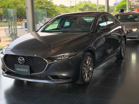 Mazda 3 Grand Touring Lx 2.5l Machine | 2021