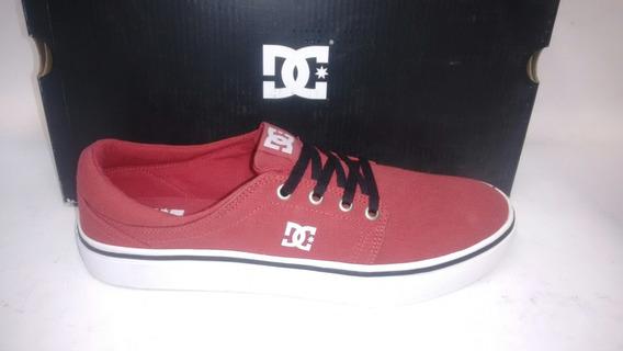 Tênis Dc - Trase Tx (dark/red)