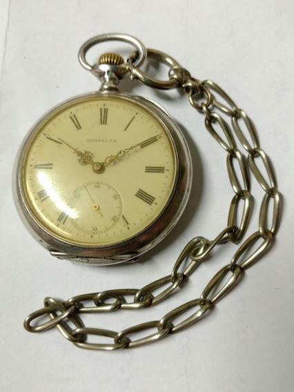 Relógio De Bolso Perfecta