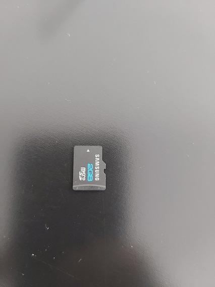 Cartão De Memória Samsung Microsd 2gb