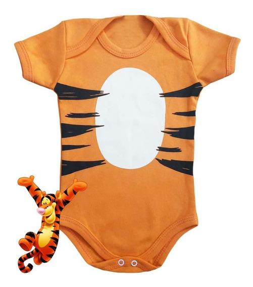Body Bebê Tigrão