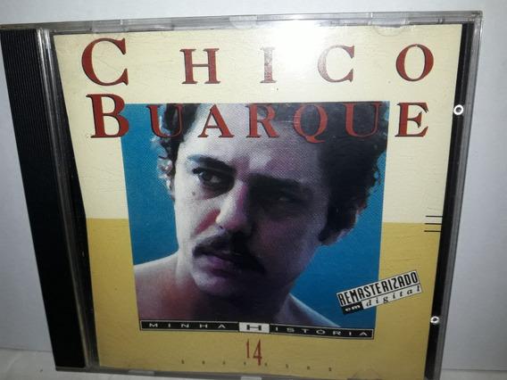 Cd Chico Buarque Minha História Ne