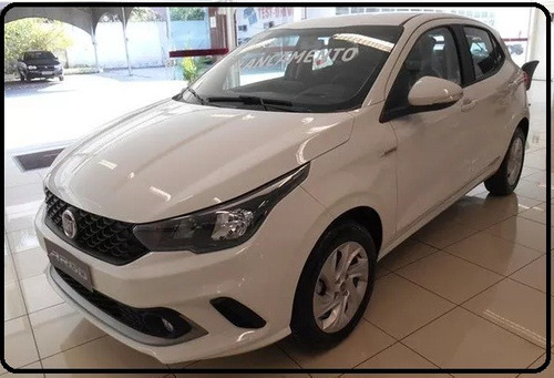 Fiat Argo 0km $60.000 O Tu Usado Y Cuotas Con Dni